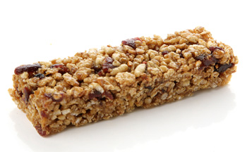 Rice and wholewheat with berries
