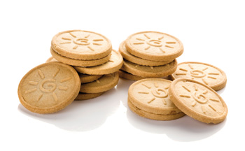 Sugar Free Flavored Biscuits